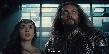 Liga da Justiça - Trailer Oficial Heróis (leg) [HD]