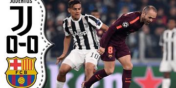 Juventus vs Barcelona 0-0 UCL Highlights Resumen Completo UCL 11-22-2017.