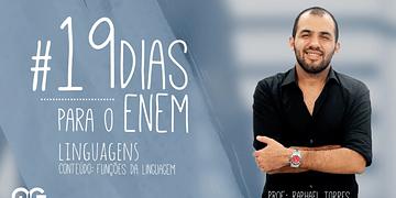 Português - Funções da linguagem - ENEM | 19 Dias