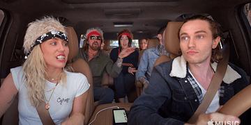 Carpool Karaoke: The Series — The Cyrus Family — Apple Music