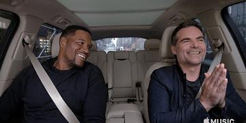 Carpool Karaoke: The Series — Michael Strahan and Jeff Gordon — Apple Music