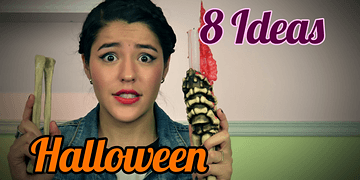 8 IDEAS FOR HALLOWEEN | DAY OF THE DEAD RECIPES MUSES