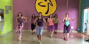 bailando (enrique iglesias) / ZUMBA IVAN MONTERREY feat. ZUMBA CHARITY