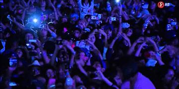 Justin Bieber - Concierto México Zocalo 2012 HD Parte 2/5