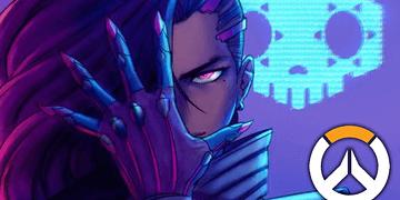 Overwatch NOVO PERSONAGEM SOMBRA REVELADO, quem é sombra e suas habilidades