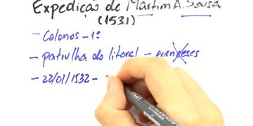 Me Salva! Extensivo de História - COL01 - Início da Colonização do Brasil