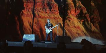 Ed Sheeran - Thinking Out Loud | Divide Tour | São Paulo - Brasil (28/05/17) 4K