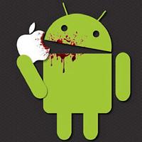 ¿Por qué Android le patea el trasero a iPhone?