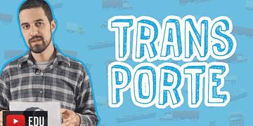 Geografia - Transporte - Características no Brasil