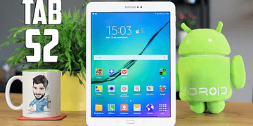 Samsung Galaxy Tab S2, review en español
