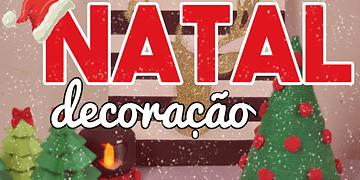 DIY Decoração de Natal ♥ Fácil e Linda ♥