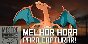 Melhores horários para capturar Pokémon! | Pokémon GO