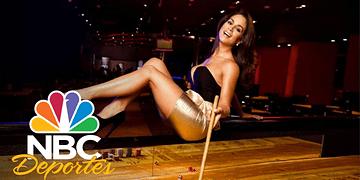 Fabiola Martínez, fanática del fútbol y ex novia de la Copa América | Deporte Rosa | NBC Deportes