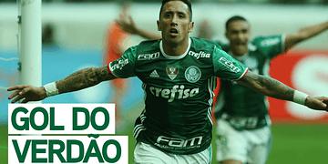 GOLS - Palmeiras 2 x 1 Vitória - Campeonato Brasileiro 2016