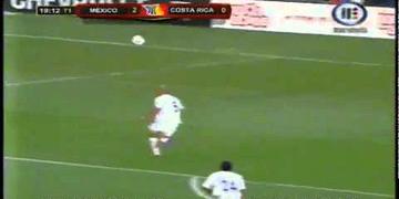 México 2-0 Costa Rica (Gol de Andres Guardado) Copa Oro 2011
