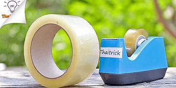 9 Ideias de utilizar  Fita adesiva
