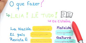 Me Salva! ESPE01 - Como é a prova de espanhol no ENEM?