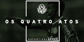 Gols - Palmeiras 4 x 3 Grêmio - Campeonato Brasileiro 2016