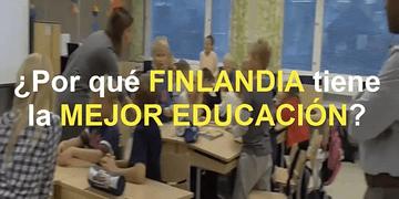 ¿Por qué Finlandia tiene la MEJOR EDUCACIÓN DEL MUNDO? aquí te damos las increíbles razones.
