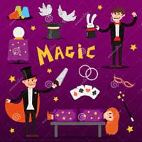 Acompanhe as aulas de magia e seja um/uma mágico/mágica!