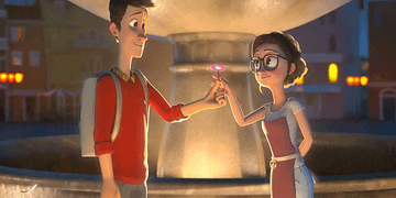 CGI 3D Animated Short Film HD: The Wishgranter Short Film by Wishgranter Team
