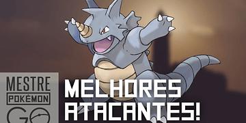 Melhores Pokémon para atacar ginásios! | Pokémon GO