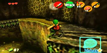 Legend of Zelda: Ocarina of Time Walkthrough - Inside the Deku Tree - Part 1