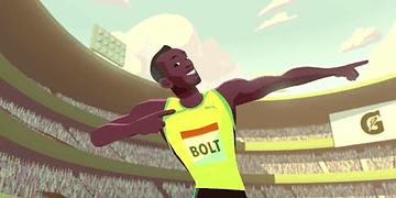 O Menino que Aprendeu a Voar | Usain Bolt