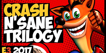 CRASH BANDICOOT N'Sane Trilogy - Trailer de Lançamento E3 2017