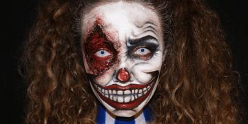 Evil Clown Makeup | Maquillaje Payaso Diabólico