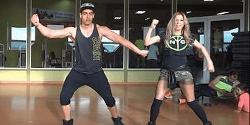 La Temperatura - Maluma feat. Eli Palacios - Zumba Fitness- Romy Sibel CHILE