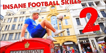 Insane Football Skills 2