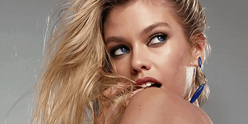 Day 18 - Stella Maxwell by Hype Williams (LOVE Advent 2016)