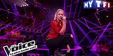 Shakira - « Me Enamore »   The Voice France 2017   Live