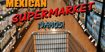 Supermarket Adventure in Mexico City!