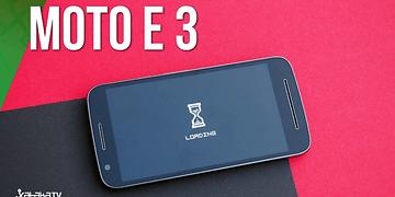 Moto E 3, análisis review en español