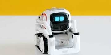 Cozmo is Anki's new tiny toy robot