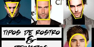 Peinados segun tu rostro HOMBRES | JR Style For Men