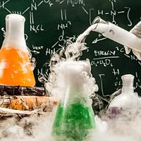 Experiências científicas interessantes e impressionantes.