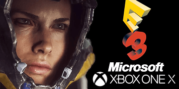 E3 2017 – Microsoft : Resumo da Conferência (Xbox One X, Shadow of War, Anthem)