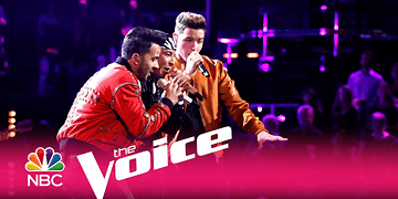 "The Voice 2017 Mark Isaiah, Luis Fonsi & Daddy Yankee - Finale: ""Despacito"""
