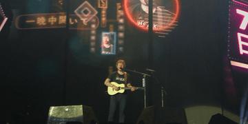 Ed Sheeran - The A Team | Divide Tour | São Paulo - Brasil (28/05/17) 4K