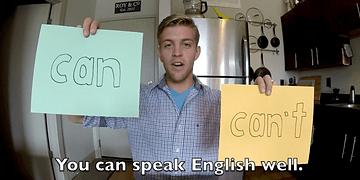 A pronúncia de can't, haven't, wouldn't, aren't, etc.: Contrações em Inglês | Dica #3