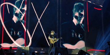 Ed Sheeran - Photograph | Divide Tour | São Paulo - Brasil (28/05/17) 4K