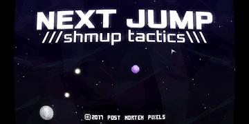 O que é NEXT JUMP - Shmup Tactics