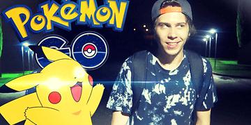 HAY PIKACHUS EN EL CEMENTERIO? | Vlog Pokemon Go