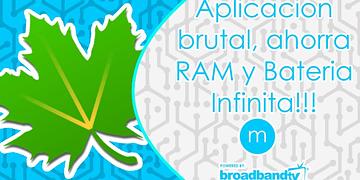 Bateria Infinita 😎 // Aplicación Brutal 😍// Greenify🍀