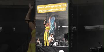 #ColdplayParis - 15 July 2017
