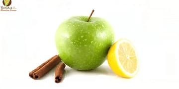 Tome esta Agua de Canela Manzana y Limon, Perder Peso Rapido y Saludablemente   Remedios Caseros