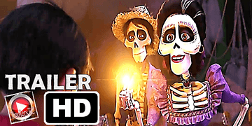 Coco de Disney•Pixar Trailer Final Oficial #6 Español Latino
